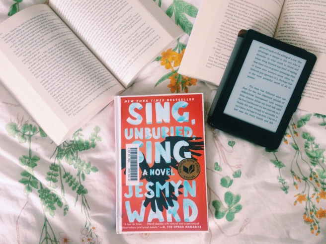 Jesmyn Ward Kindle
